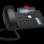 D345 настільний телефон